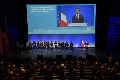 Allocution de Manuel Valls - clôture de la conférence sur la stratégie nationale de la recherche
