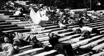 Extrait du film Le Cuirassé Potemkine  (1926)