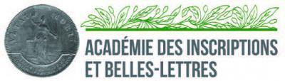 Logo de l'Académie des inscriptions et belles-lettres