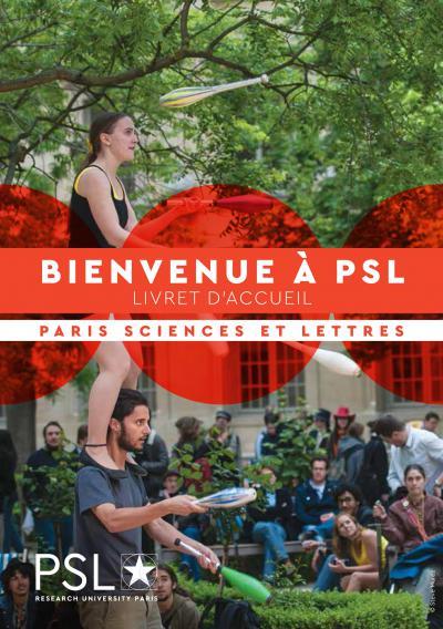 Livret d'accueil des étudiants internationaux de Psl