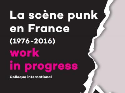 La scène punk en France (1976-2016): work in progress