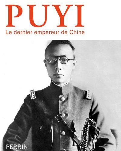 Couverture de Puyi. Le dernier empereur de Chine