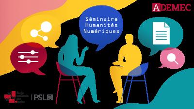 Séminaire de recherche du master «Humanités numériques»