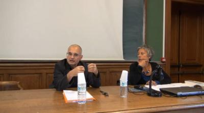 Serge Gruzinski et Louise Bénat-Tachot