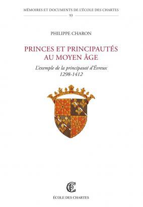 Couverture de «Princes et principautés au Moyen Âge»