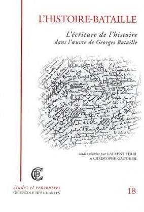 """Couverture de """"L'histoire-Bataille"""""""