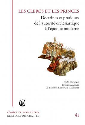 """Couverture de """"Les Clercs et les princes"""""""