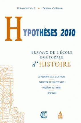Hypothèses 2010