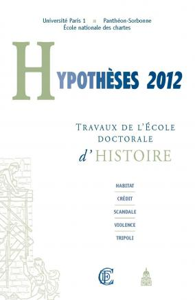 Hypothèses 2012