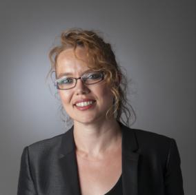 Portrait d'Ariane James-Sarazin