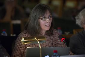Intervention d'Anne-Marie Turcan-Verkerk
