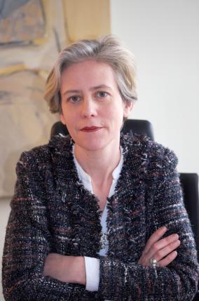 Marie de Laubier (prom. 1996)