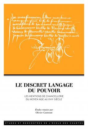 Couverture Le discret langage du pouvoir