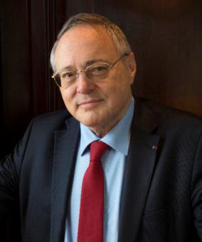 Portrait de Jean-Christian Petitfils