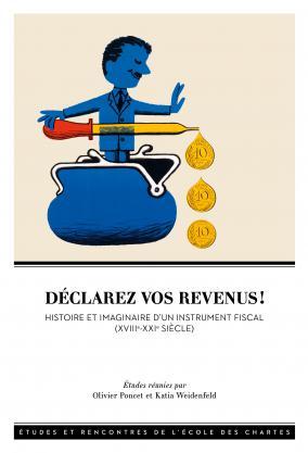 Couverture de l'ouvrage Déclarez vos revenus!