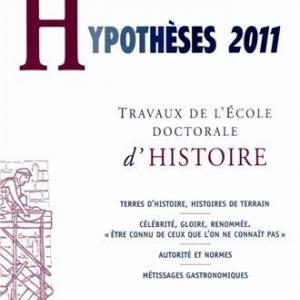 Hypothèses 2011