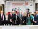 Les représentants des établissements membres du Campus Condorcet