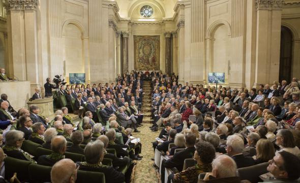 Séance publique annuelle de l'Académie des inscriptions et belles-lettres
