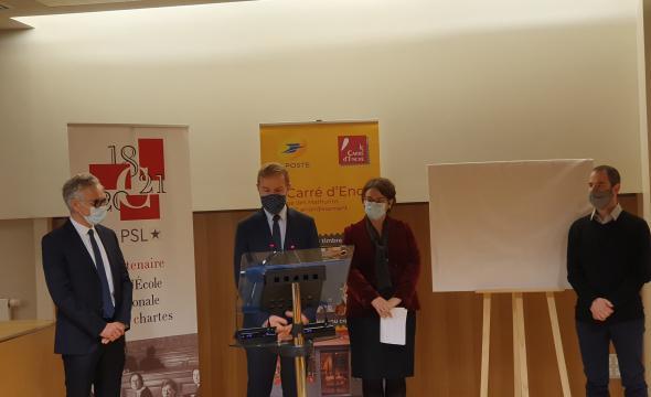 Discours de bienvenue de Luc Ferry, représentant d'Ariel Weil, maire de Paris Centre