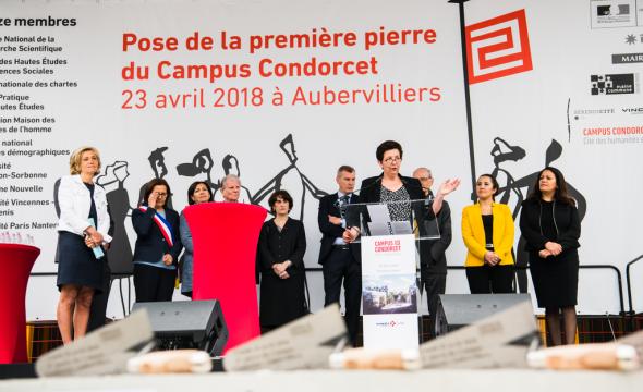 Discours de Frédérique Vidal, ministre de l'Enseignement supérieur, de la Recherche et de l'Innovation