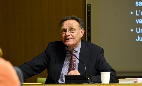 Conférence de Jean-Claude Schmitt