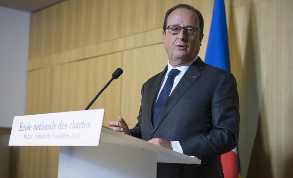 Discours du Président de la République à l'inauguration du nouveau bâtiment de l'École