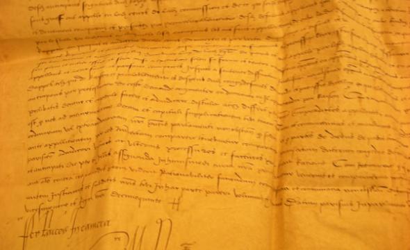 Commission du parlement de Paris relative à des accusés d'hérésie luthérienne, Paris, 12 mai 1529