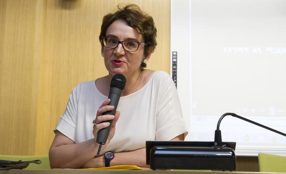 Michelle Bubenicek, directrice de l'École