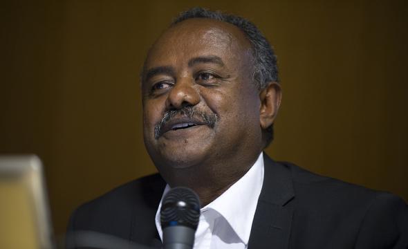 Shiferaw Bekele (Université d'Addis Abeba)
