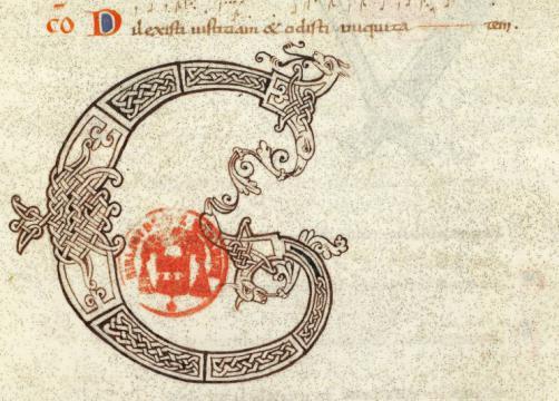 Graduel de Saint-Denis, déb. du XIe s. (fac-similé)