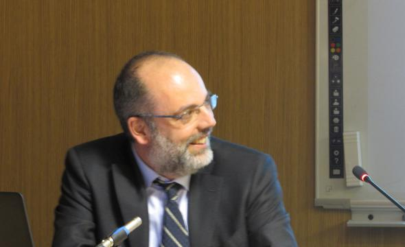 Conférence d'Andrea Giorgi