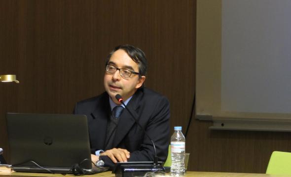 Conférence de Andrea de Pasquale