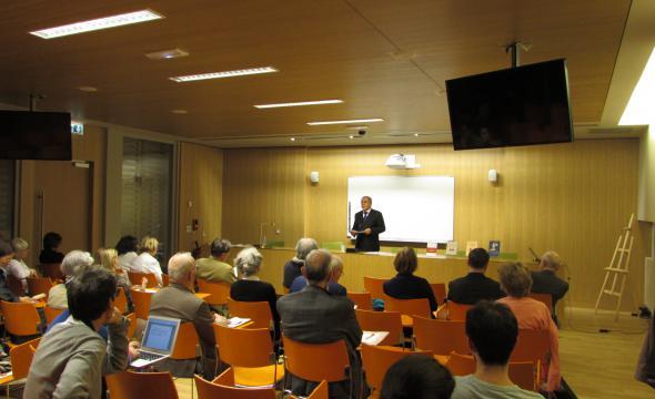 Conférence de Jean-Robert Armogathe «Les anges savent-ils compter?»