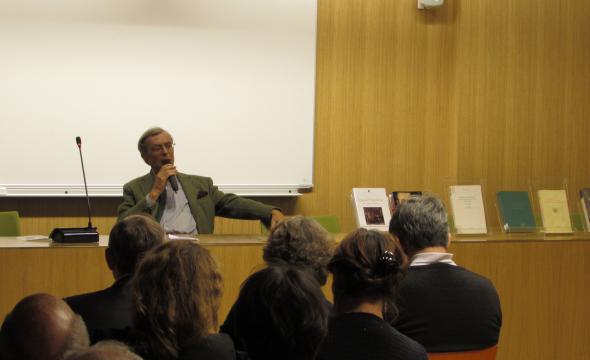 Emmanuel de Waresquiel, conférence sur «Le plaisir de l'archive inédite»