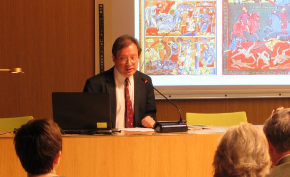 Conférence d'Alain Corbellari