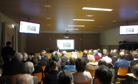 Conférence de Benoît Chantre sur le sacrifice à l'aube de la sédentarisation