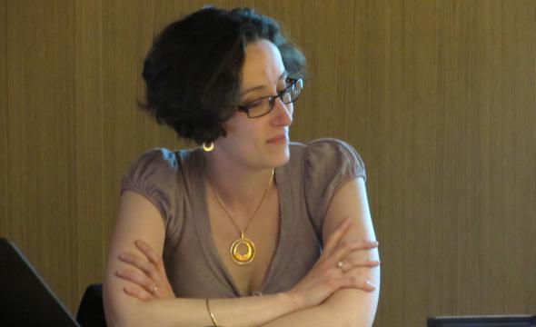 Débat autour du livre de Caroline Giron-Panel (prom. 2004) Musique et musiciennes à Venise