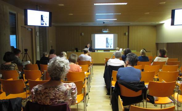 Conférence «La pathocénose»