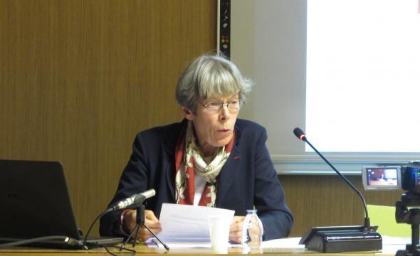 Conférence de Françoise Vielliard sur Léopold Delisle (1826-1910)