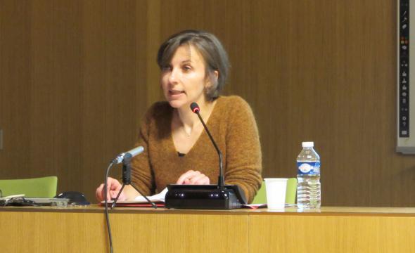 Conférence de Graziella Pastore