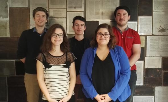 Le bureau des élèves et des étudiants 2017-2018