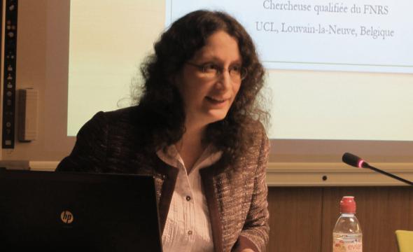 Conférence d'Aline Smeesters