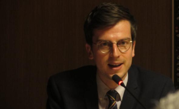 Mathieu Deldicque (prom. 2012)