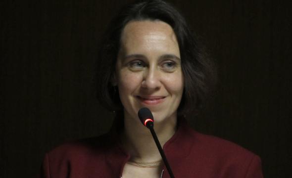 Conférence de Nathalie Sage Pranchère