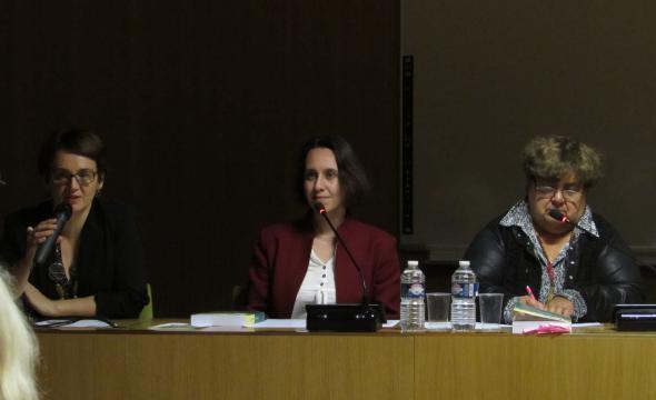 Débat avec Nathalie Sage Pranchère et Michelle Zancarini-Fournel