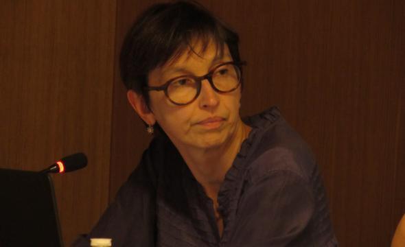 Conférence de Rosine Lheureux sur l'histoire des parfumeurs