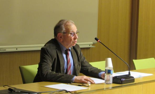 Conférence de Jacques Verger