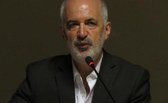 Dominique Garcia (président de l'Inrap)