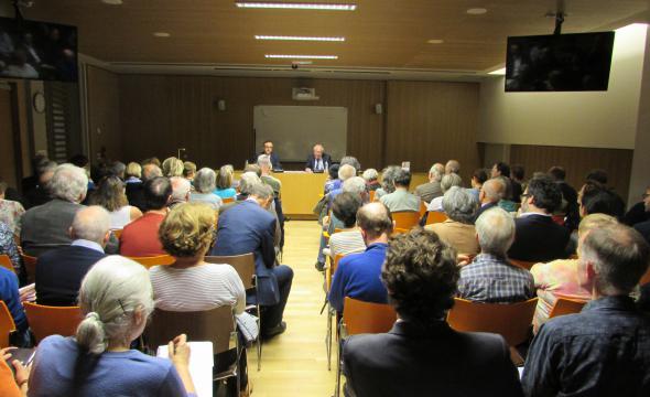 Conférence Mazarin l'Italien