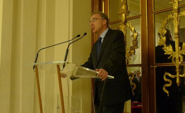 François Weil, recteur de l'académie de Paris